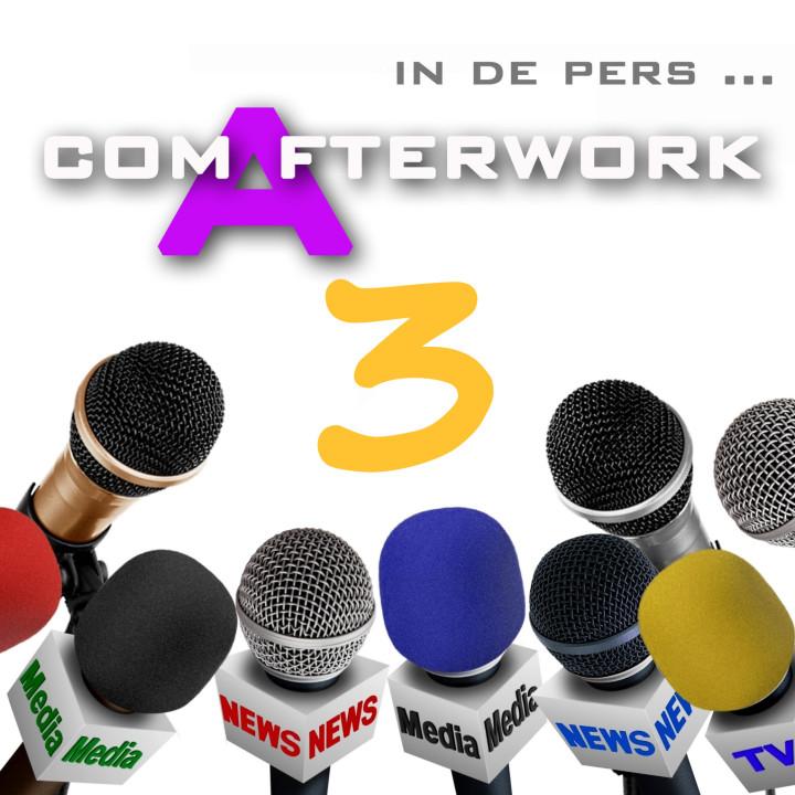comAfterwork3<br><strong>DE MORGEN</strong><br>31/05/2013