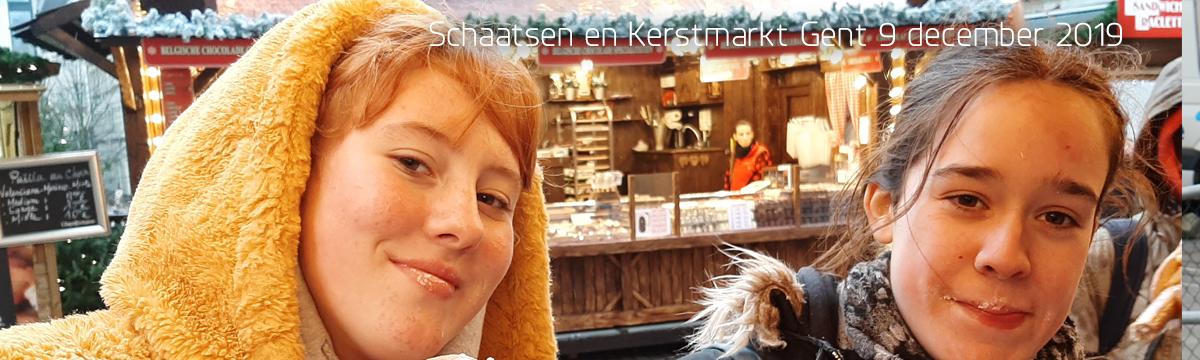Schaatsen Gent 2019-12-09