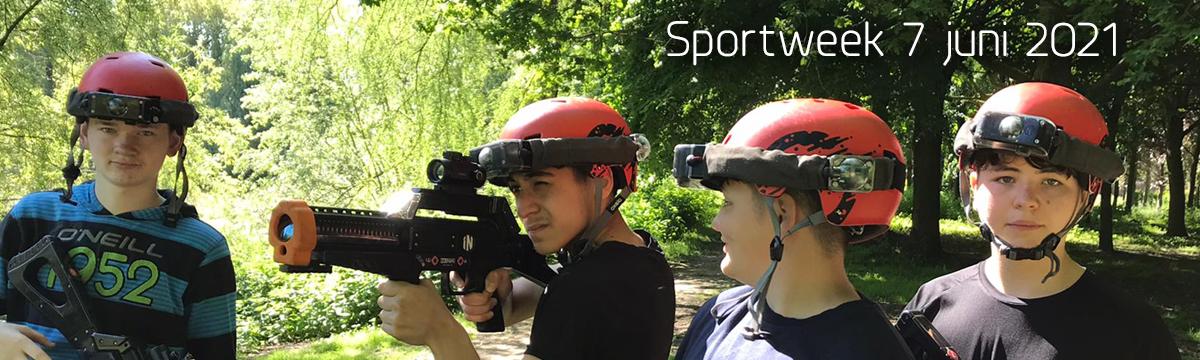 Sportweek 7 juni 2021
